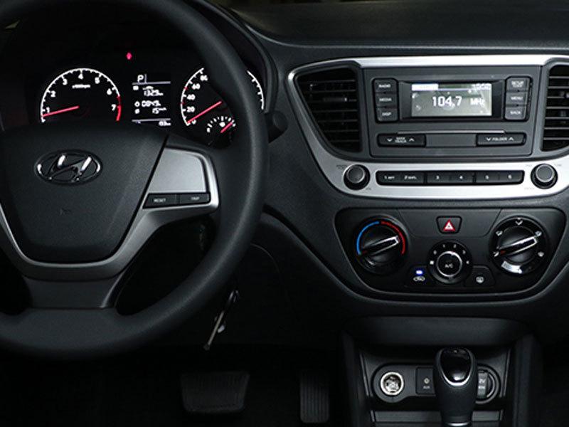 Hyundai Accent 1.4L GL Gasoline